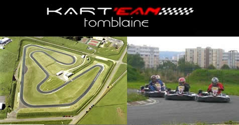 karting tomblaine