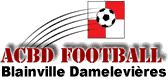 BLAINVILLE DAMELEVIERES ACBD Football