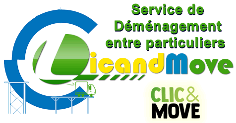 Clic and Move Déménagement entre Particuliers