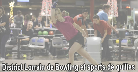 District Lorrain de Bowling et sports de quilles