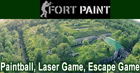 FORT PAINT Paintball - Laser Game - Escape Game