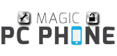 Magic PC Phone