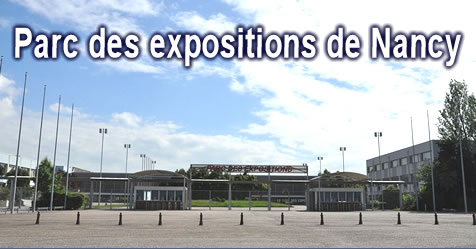 Parc des expositions de Nancy