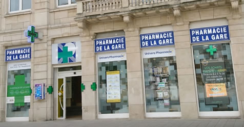 Pharmacie de la Gare Nancy