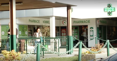 Pharmacie Hommell Jean-Jacques